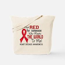 Heart Disease MeansWorldToMe2 Tote Bag