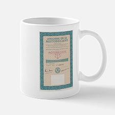 Motobecane Bond Mug