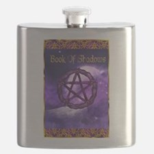 Book of Shadows Flask