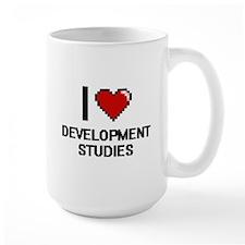 I Love Development Studies Mugs