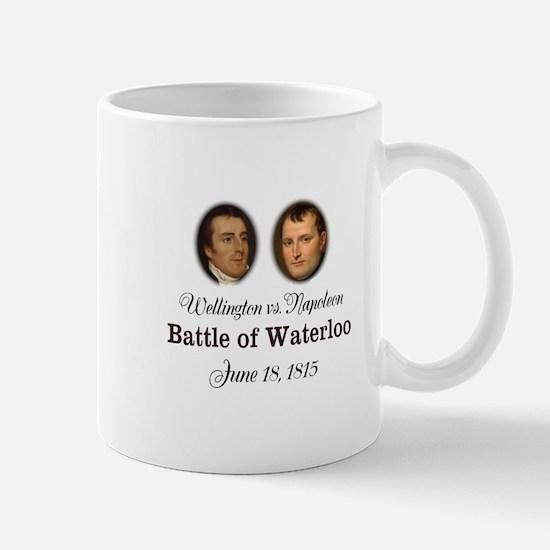 Waterloo 200th Anniversary Mugs