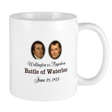 Waterloo 200th Anniversary Mugs