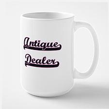 Antique Dealer Classic Job Design Mugs
