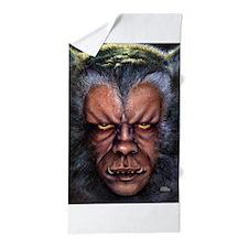 Werewolf Curse Beach Towel