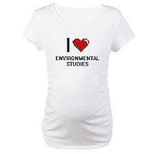 I Love Environmental Studies Shirt