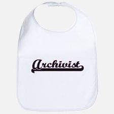 Archivist Classic Job Design Bib