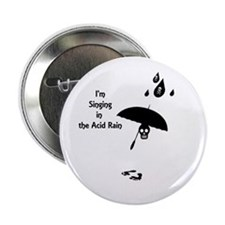 "Acid Rain 2.25"" Button"