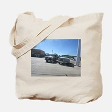Old Trucks Tote Bag