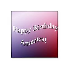 America's day Sticker