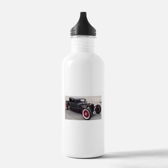 Hot Rod Water Bottle