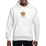 Cupcake Hooded Sweatshirt