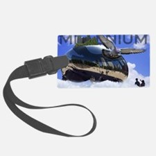 Millenium Reflection Luggage Tag