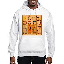 Hieroglyphics Hoodie Sweatshirt