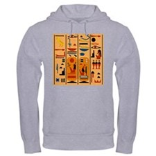 Hieroglyphics Jumper Hoody