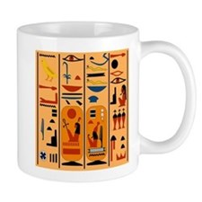 Hieroglyphics Small Mug