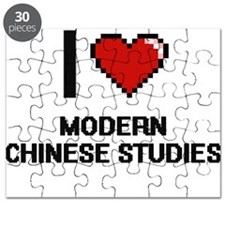 I Love Modern Chinese Studies Puzzle