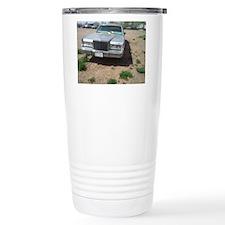 An Old Car Travel Mug