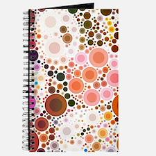mod circles pattern Journal