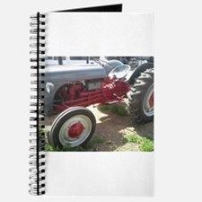 Old Grey Farm Tractor Journal