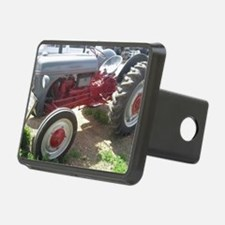 Old Grey Farm Tractor Hitch Cover