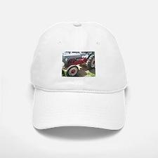 Old Grey Farm Tractor Baseball Baseball Baseball Cap