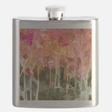 Whimsical Woods Flask
