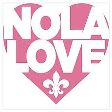 NOLA LOVE Poster