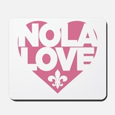 NOLA LOVE Mousepad