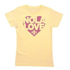 NOLA LOVE Girl's Tee
