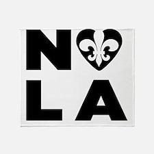 NOLA Throw Blanket