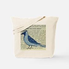 boho bird Tote Bag