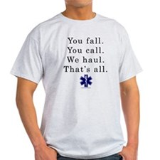 You Fall... T-Shirt