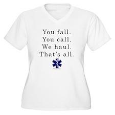 You Fall... T-Shirt