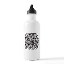 Zentangle Water Bottle