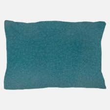 Blue Cracked Glass Pillow Case