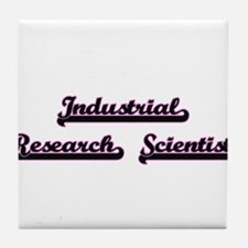 Industrial Research Scientist Classic Tile Coaster