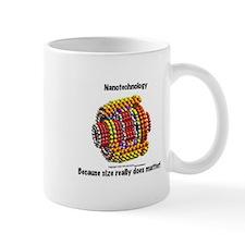 Nanotech - size matters Mug