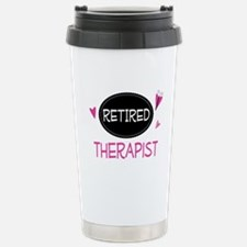 Retired Therapist Stainless Steel Travel Mug
