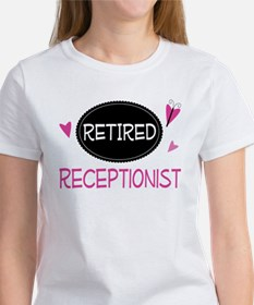 Retired Receptionist Tee