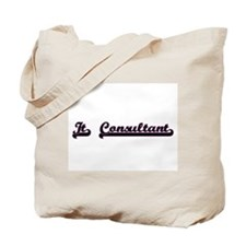 It Consultant Classic Job Design Tote Bag