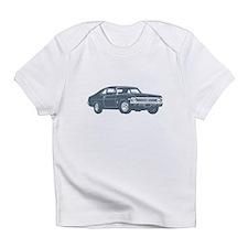 Cute 1968 chevy nova Infant T-Shirt