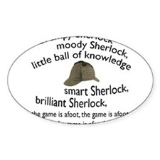 Soft Sherlock Song Decal