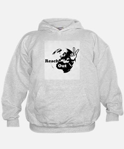 ReachOut For World Peace Hoodie