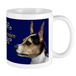 RAT TERRIER DOG Mug