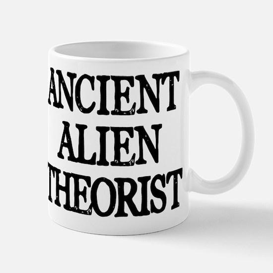 Ancient Alien Theorist Mug