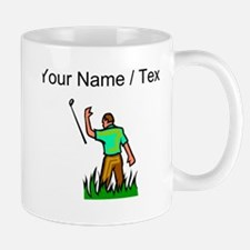 Custom Angry Golfer Mugs