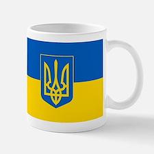 Ukrainian Flag Mug
