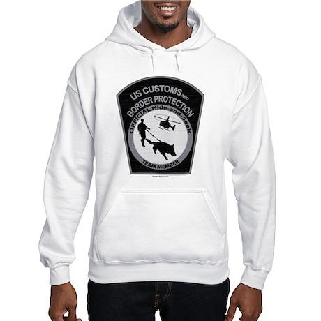 Hide-and-seek Hooded Sweatshirt