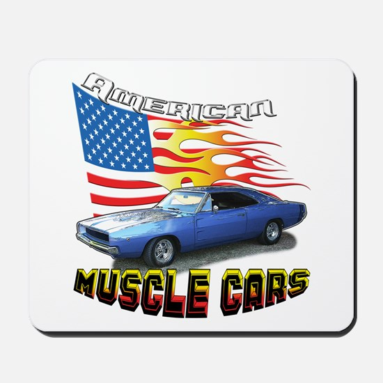 Charger Mousepad