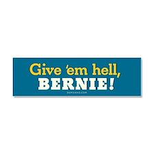 Bernie Sanders President 2016 Car Magnet 10 x 3